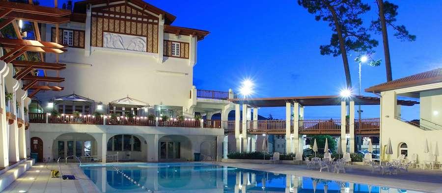 Vacances et Casino à Hossegor dans les Landes