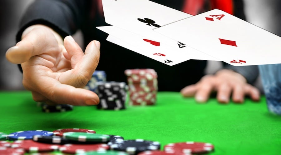 Progresser au poker Texas Hold'Em